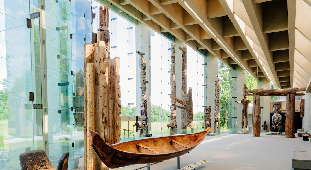 ubc museum of anthropology great hall