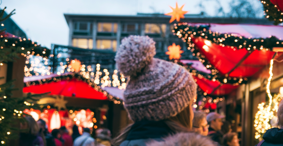 Montreal is getting festive outdoor spaces this winter