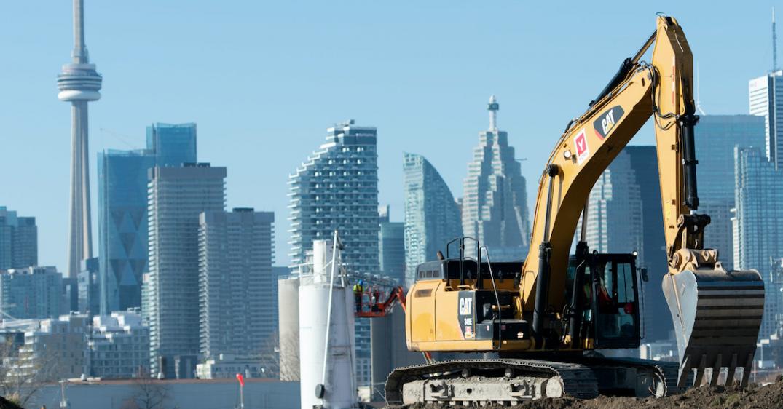 Massive movie studio expansion now under construction in Toronto