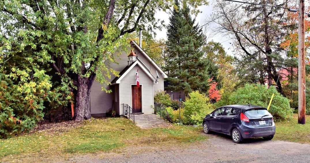 Old Ontario church turned into home is on the market for under $300K