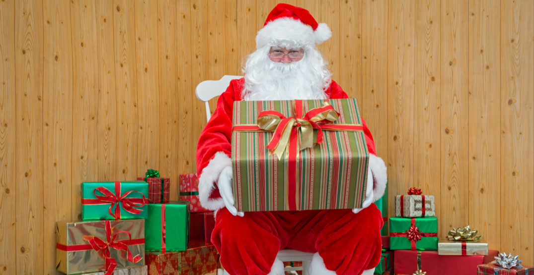 Cadillac Fairview moving all Santa experiences to virtual and online only