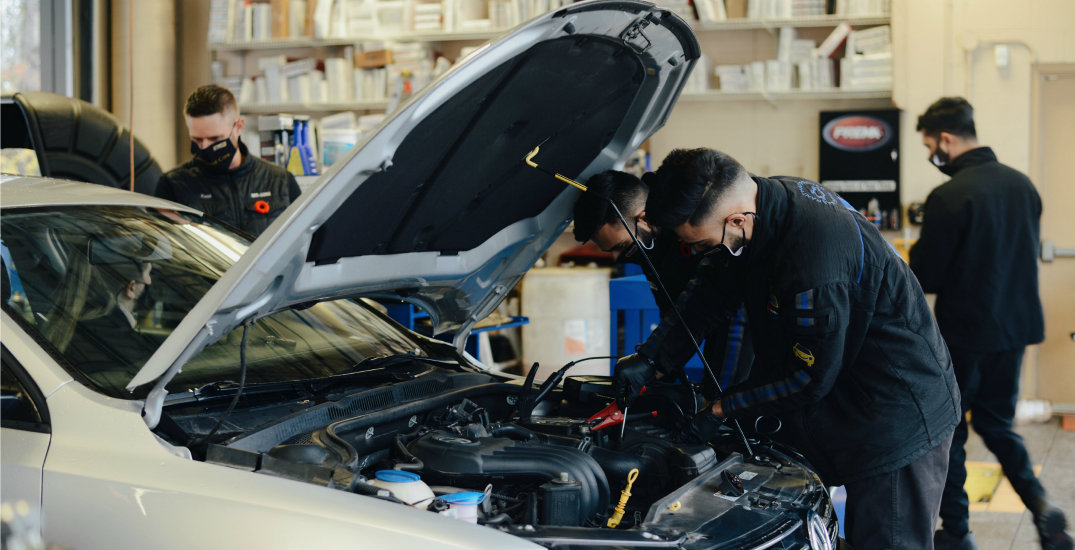 We spent a day with a technician to get our cars ready for winter