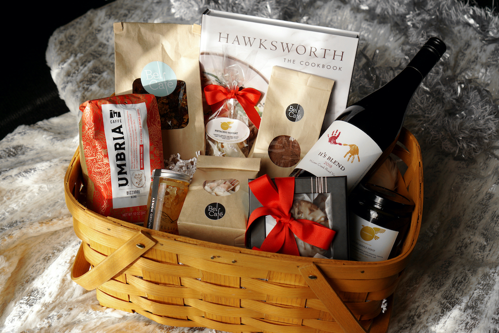 Vancouver food gifts