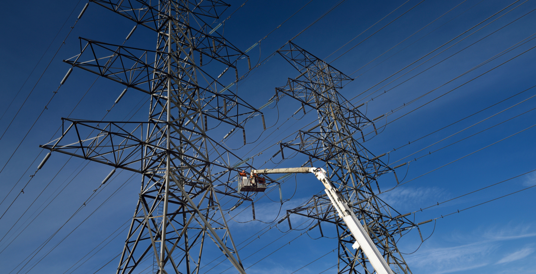 Hydro crews continue to restore power after record-breaking wind storm