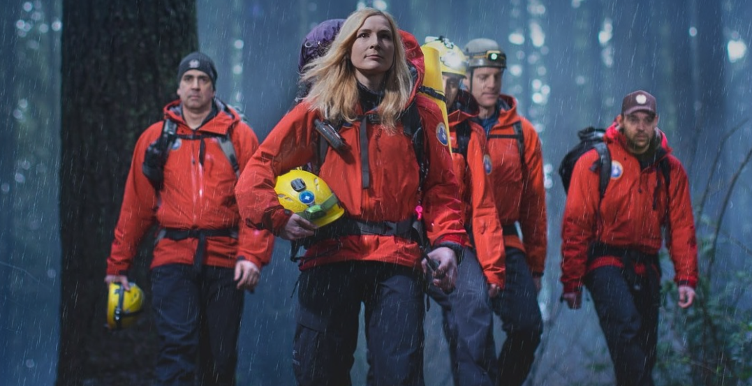 Knowledge Network new series highlights work of North Shore Rescue