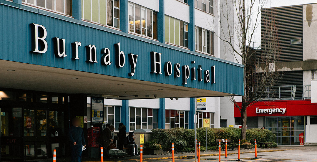Burnaby Hospital fire was an act of arson: RCMP