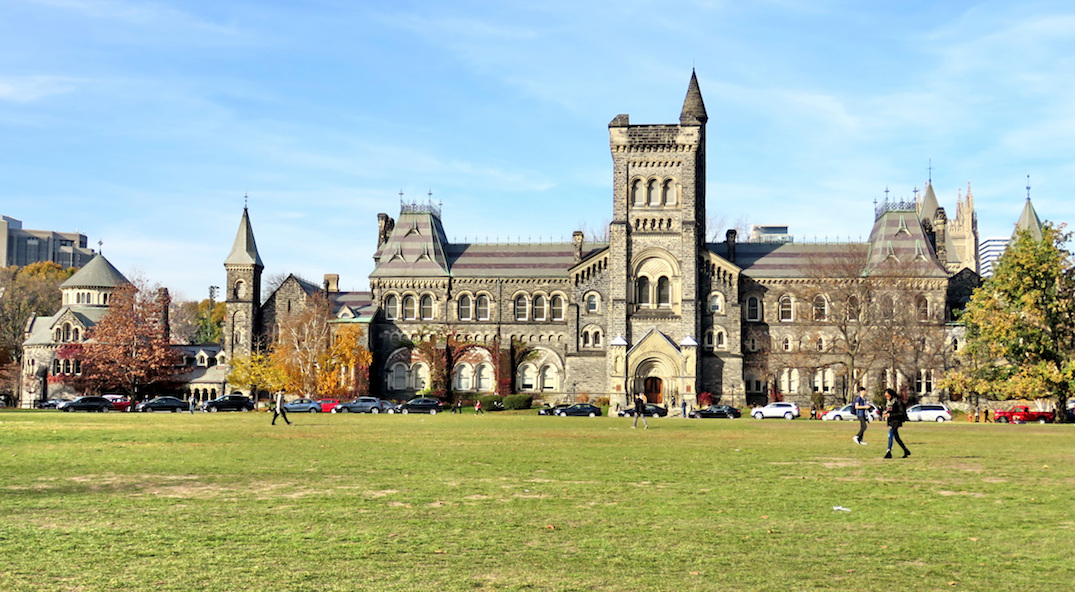UofT confirms first COVID-19 outbreak on campus from outdoor activity