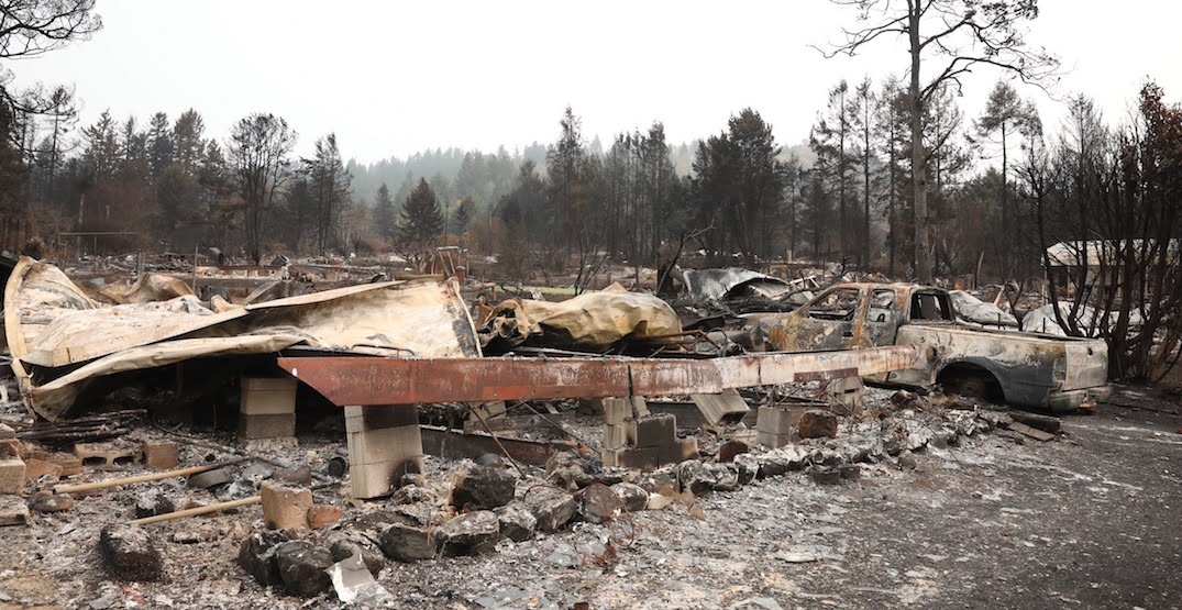 Wildfire ash and debris cleanup will be done at no cost: State of Oregon
