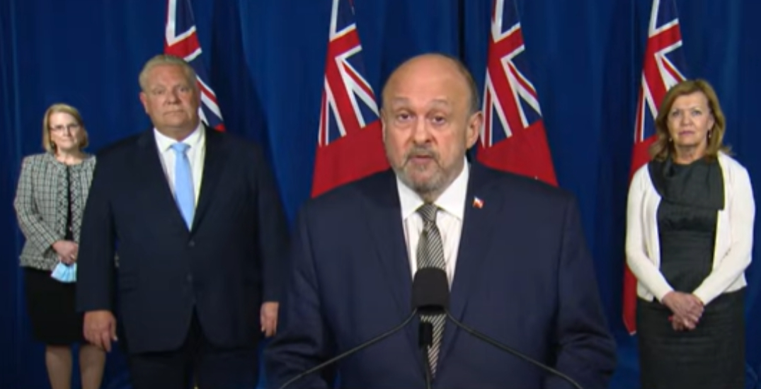 Ontario investing $37 million to expand mental health services in the justice system