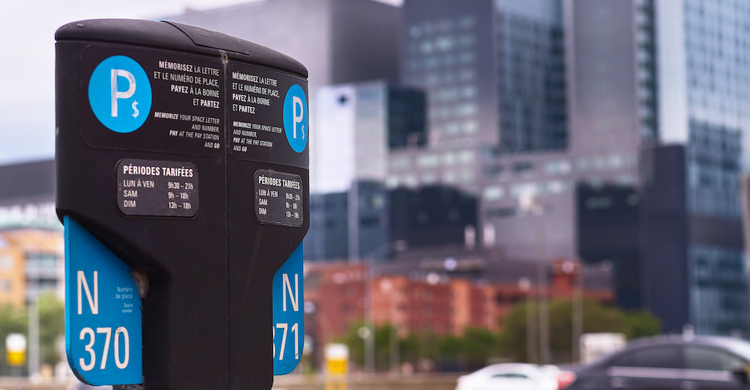 Evening parking is now free in downtown Montreal for the rest of 2020
