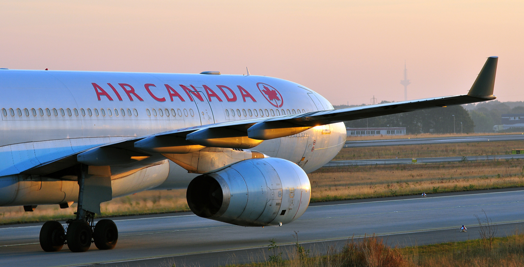 Air Canada saw annual revenue decline by $13B in 2020 due to COVID-19
