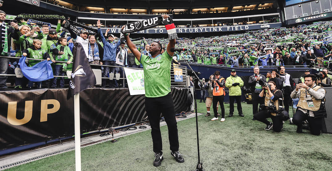 Ken Griffey Jr. becomes newest owner of Seattle Sounders