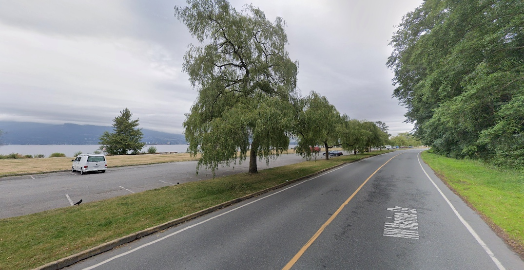Park Board considering unburying Canyon Creek at Spanish Banks