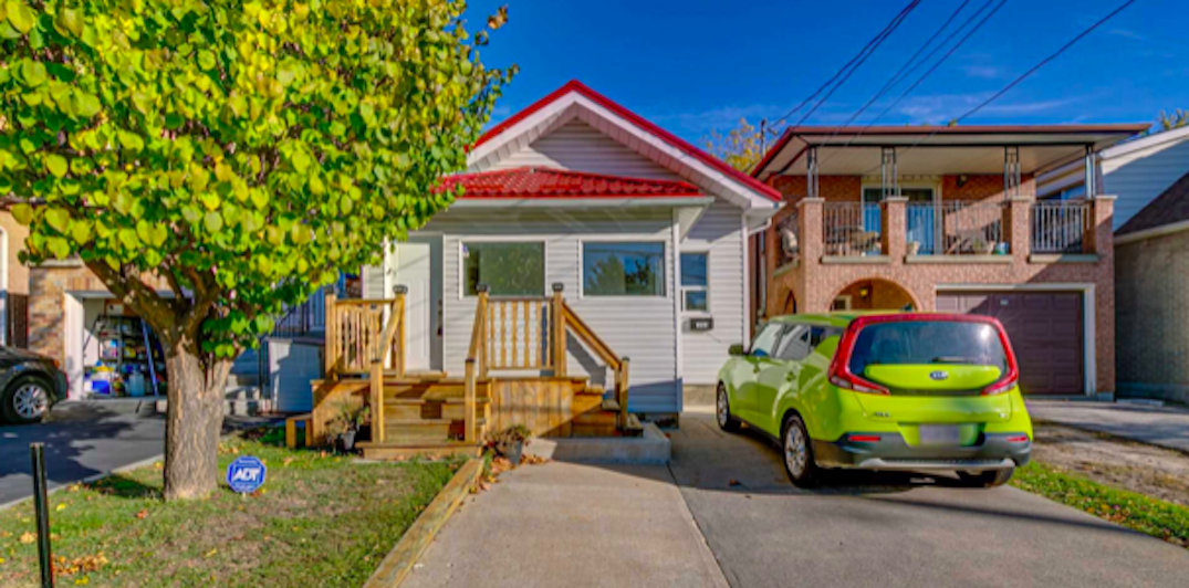 Idyllic Scarborough home with pool on sale for just over $700K