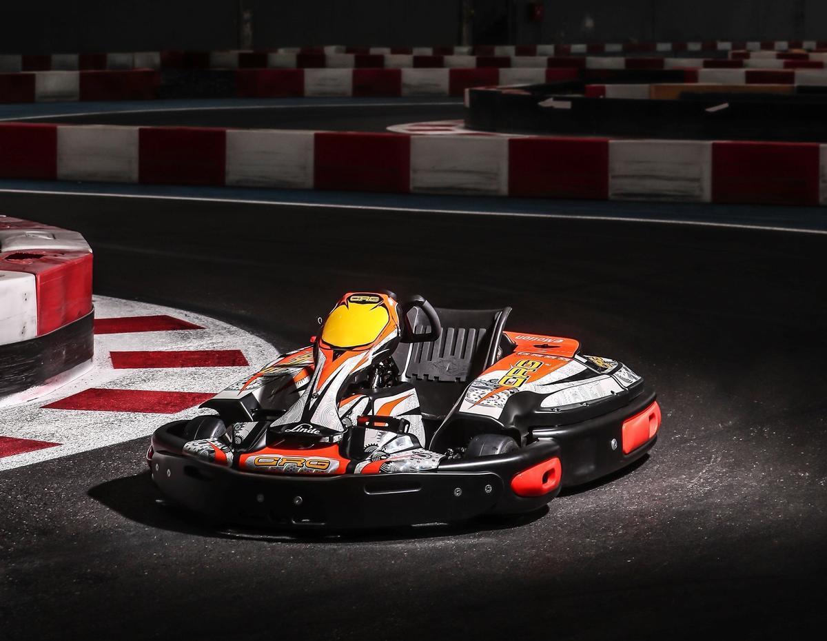 Montreal go-karting