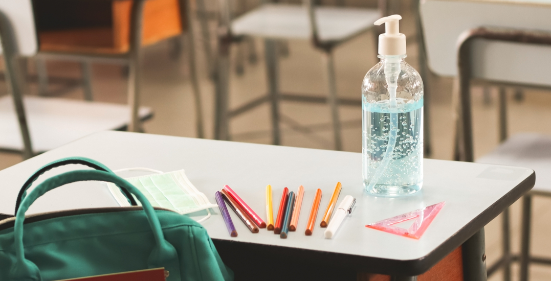 Fraser health changes notification process for COVID-19 school exposures
