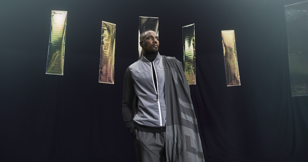 Raptors forward Serge Ibaka launches first fashion collection with Canadian outerwear brand