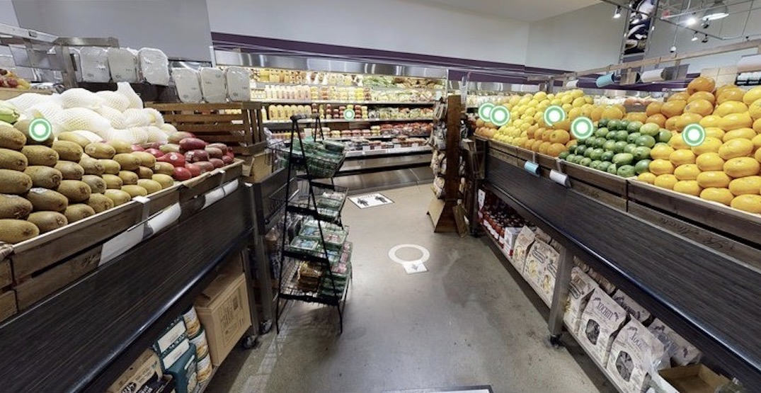 3D Virtual Grocery Store from Inabuggy the first of its kind in Canada