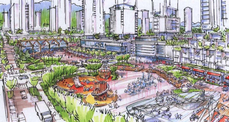 coquitlam city centre area plan 2020