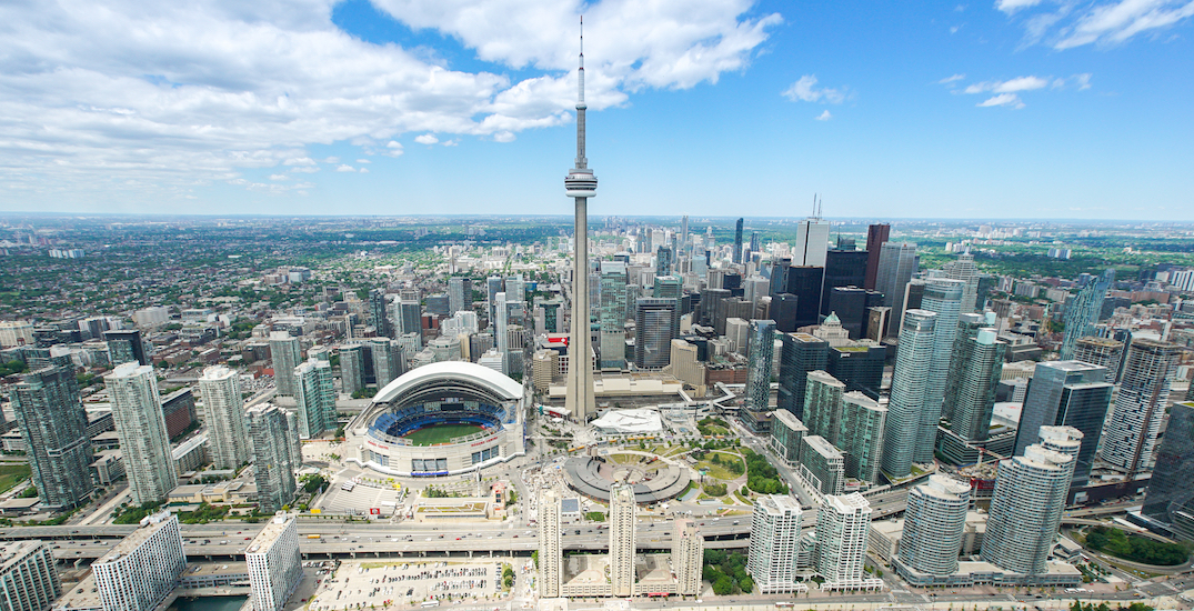 Toronto ranked first place for tech talent in Canada