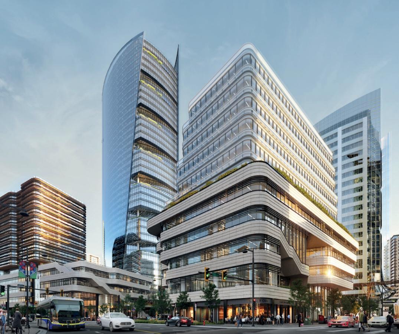 surrey centre block redevelopment