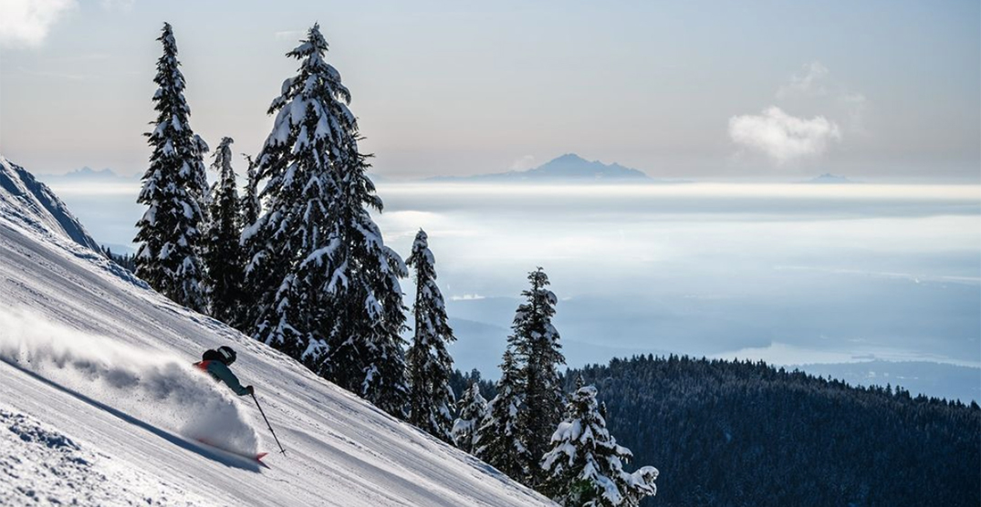 Grouse Mountain is opening for the ski season this week