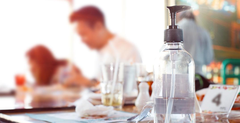 New health order means mandatory masks for all restaurant patrons