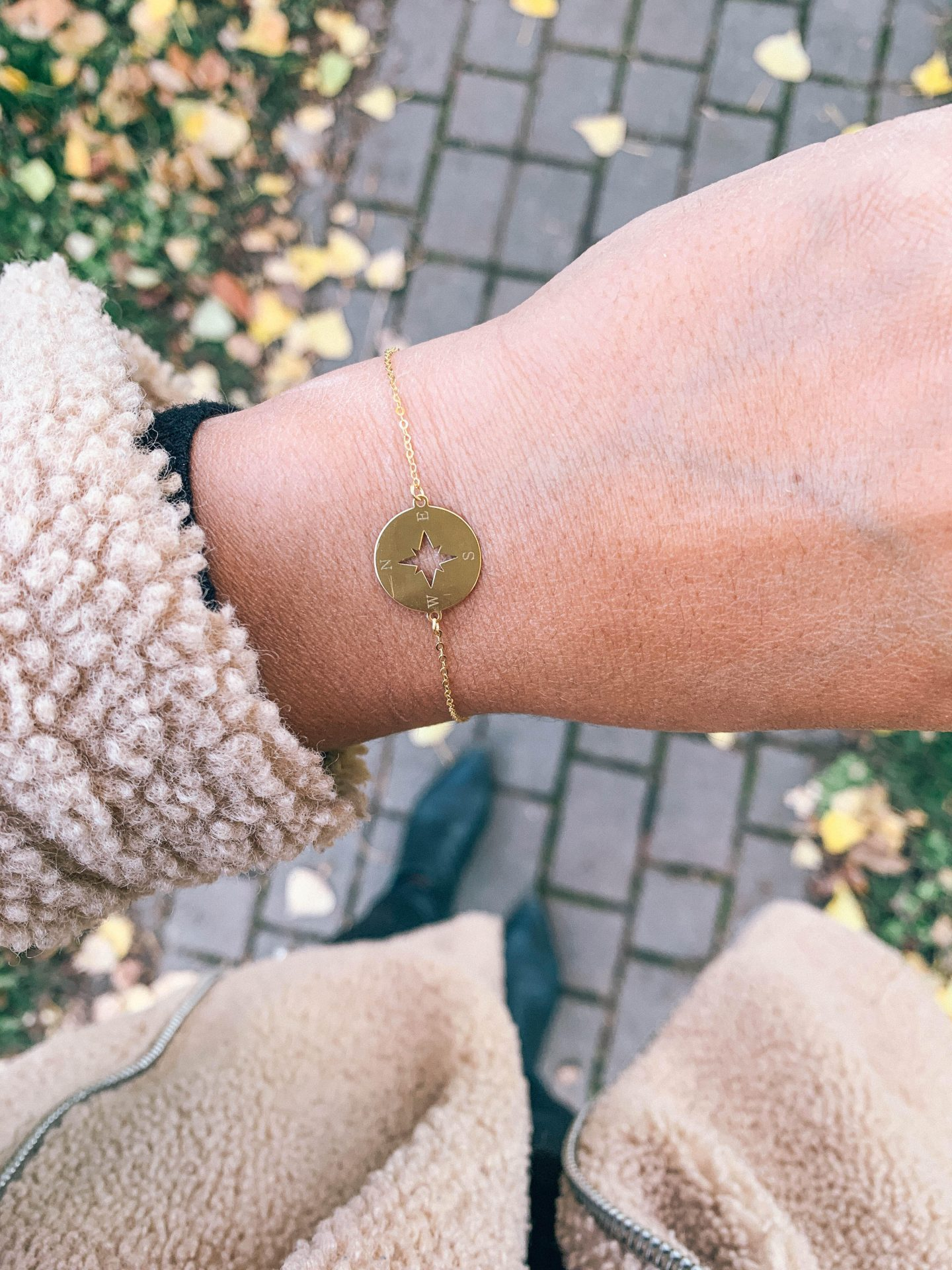 True North bracelet from True Curated Designs
