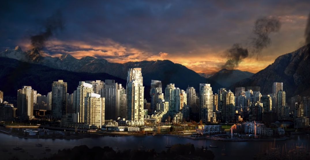 Fire damage from major Metro Vancouver earthquake could cost over $10 billion: study