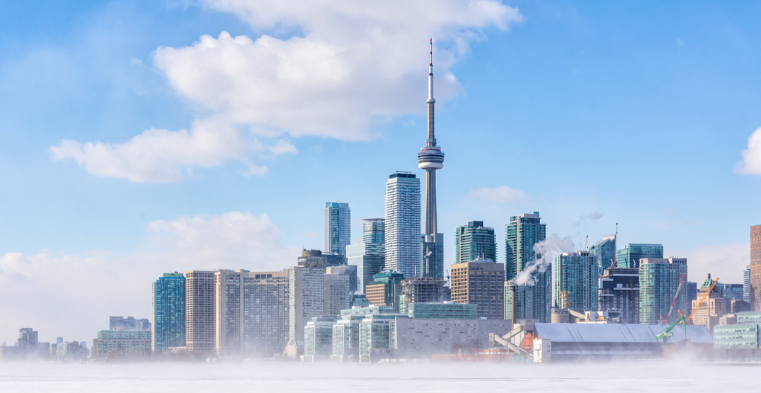 "First ""widespread snow event"" expected to sweep Toronto this weekend"