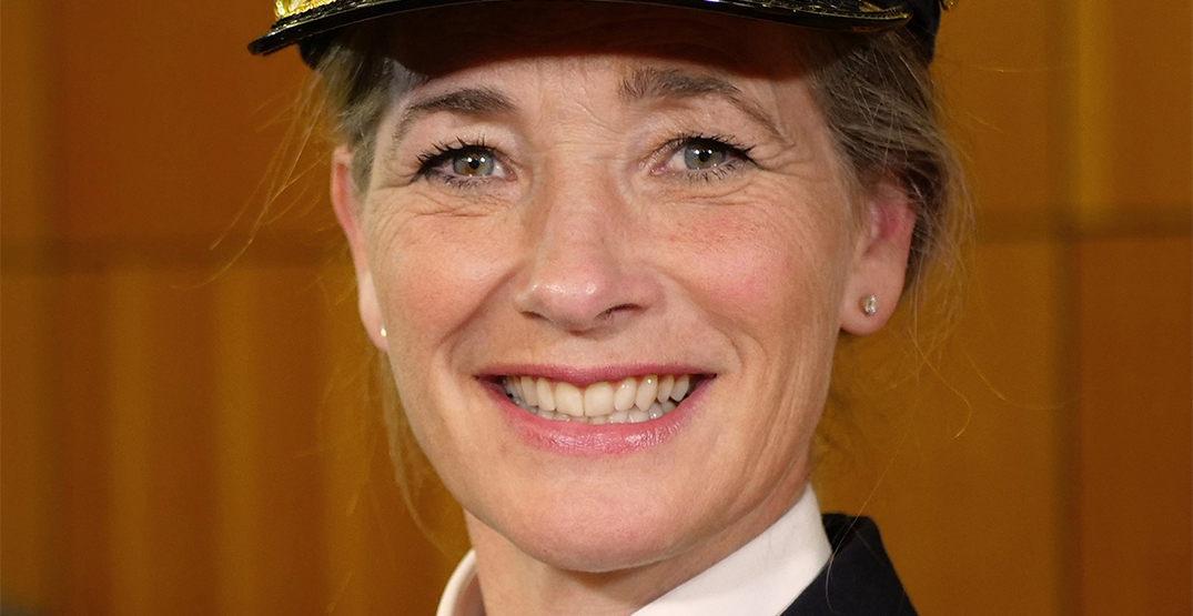 Vancouver appoints its first-ever female fire department chief