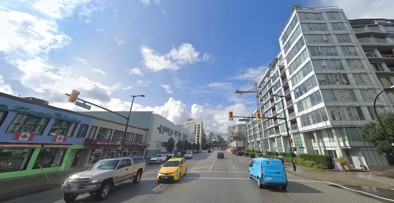 2nd avenue crowe street vancouver mount pleasant