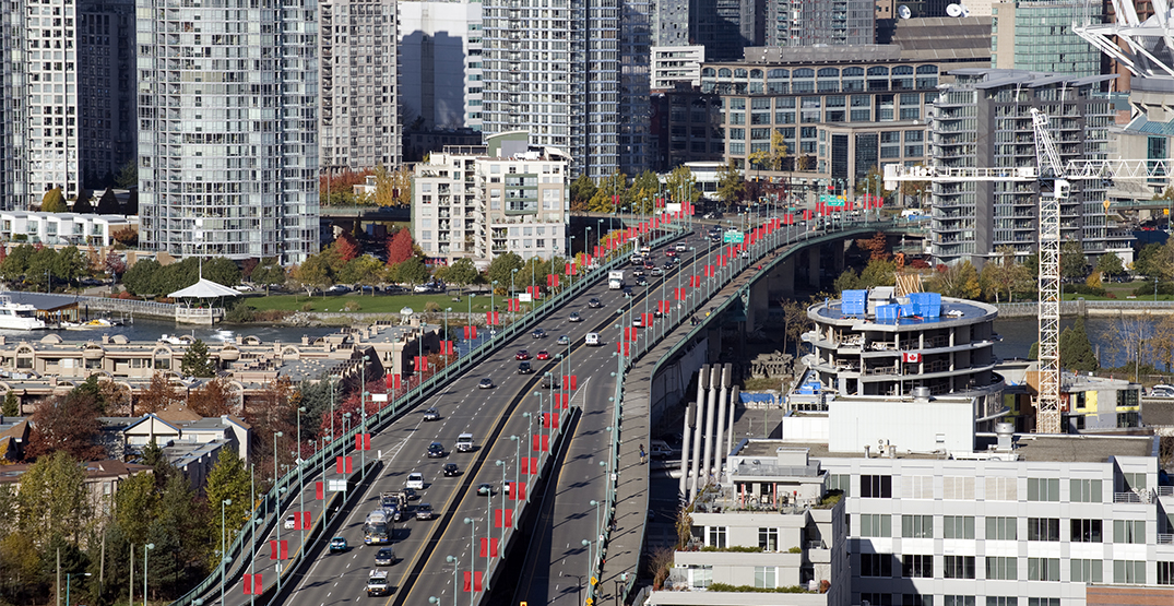 Vancouver's Cambie Bridge will close for a helicopter operation Saturday