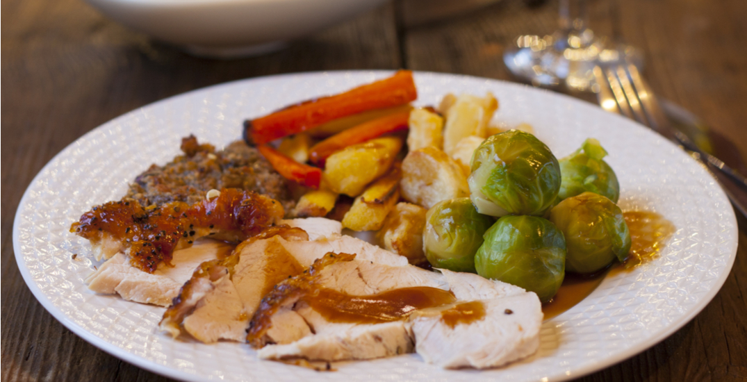 Where to get Christmas dinner to-go in Calgary this year