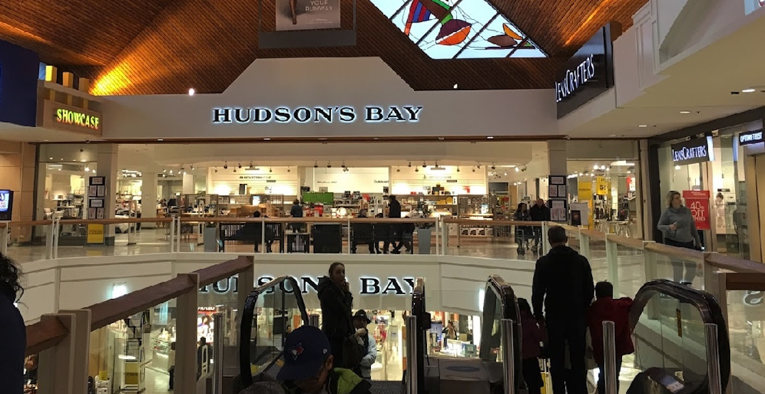 Court decision allows Hudson's Bay to reopen at Coquitlam Centre