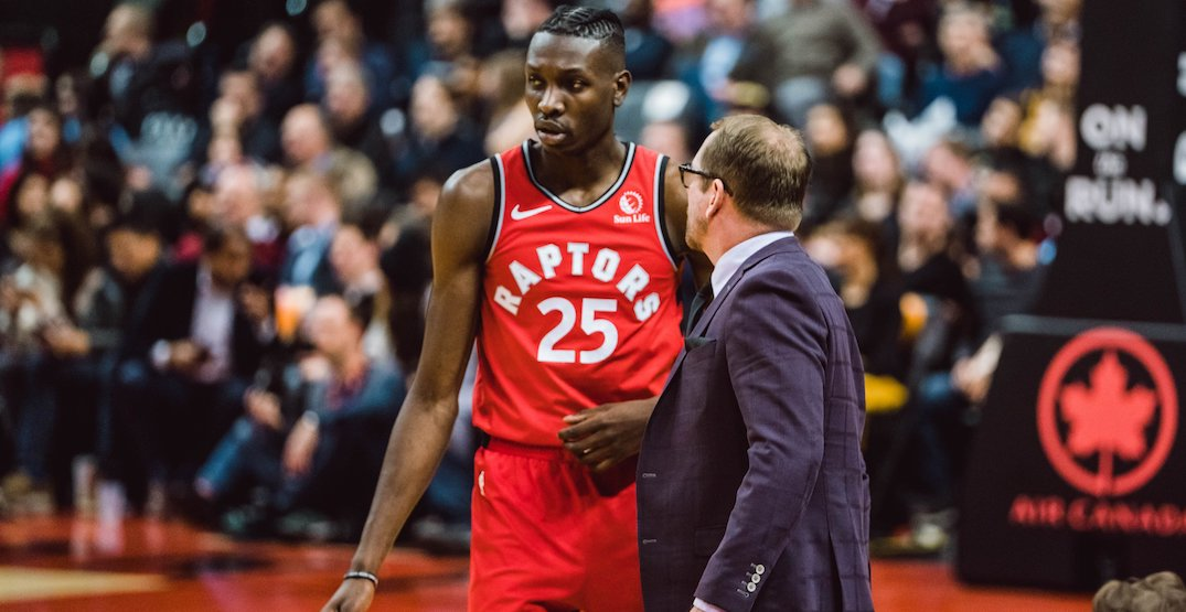 Raptors re-sign Canadian forward Chris Boucher to $13.5M contract