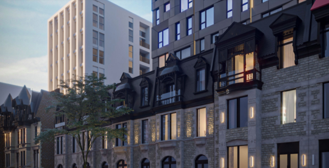 Former Irish Embassy Pub building being turned into condos (RENDERINGS)