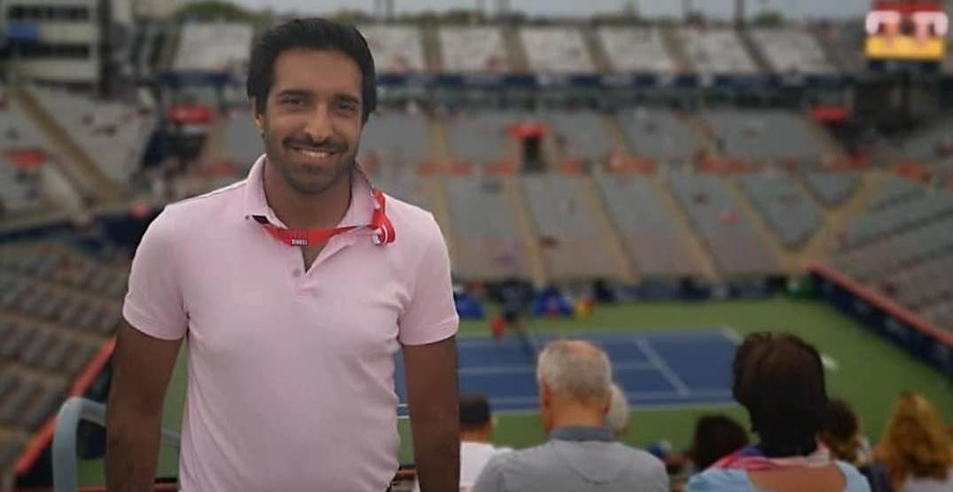 TSN hires Salim Valji as new Calgary reporter for Flames and Stampeders coverage