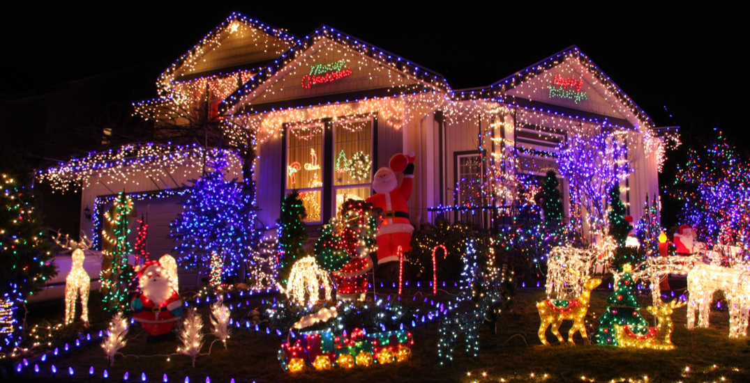 """More """"Clark Griswold"""" mega Christmas displays expected this year: BC Hydro"""