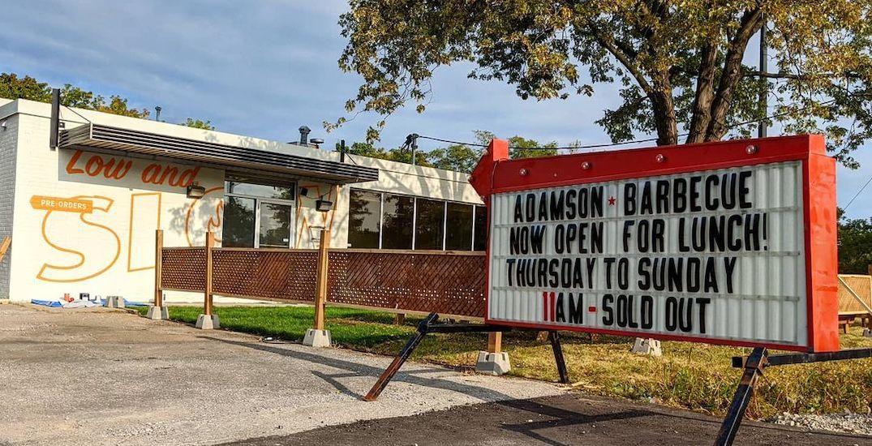 Adamson Barbecue plans to reopen despite city order to shutdown