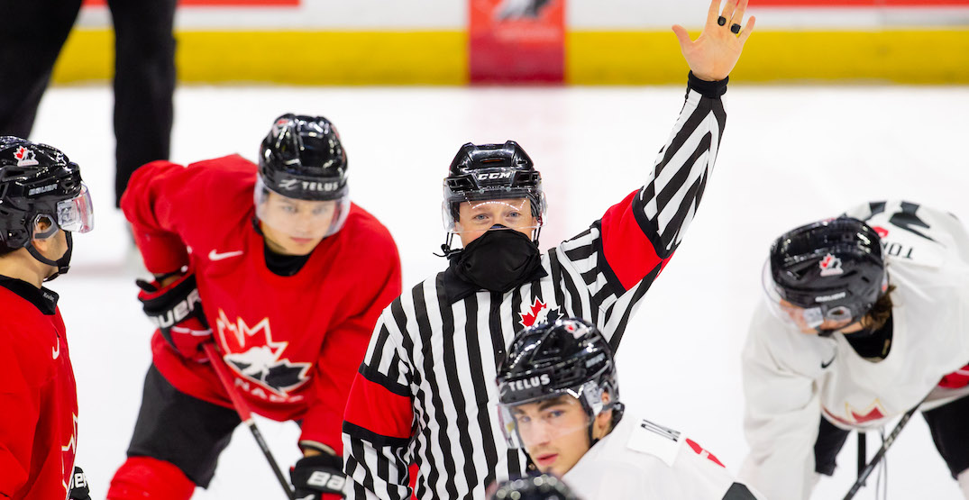 Team Canada halts training camp after two players test positive for COVID-19