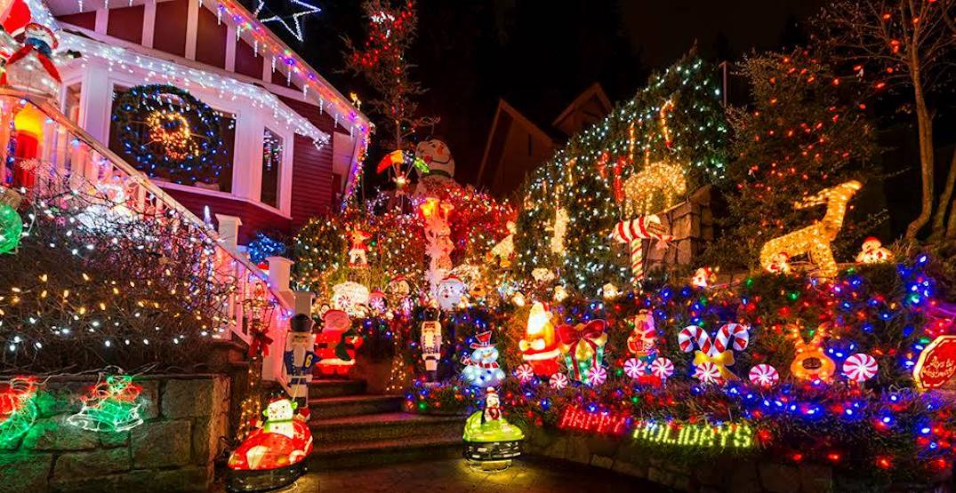 North Vancouver District votes against ban on Christmas lights at night