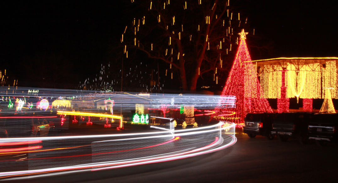 Drive-thru Christmas light spectacle coming to Yakima next week