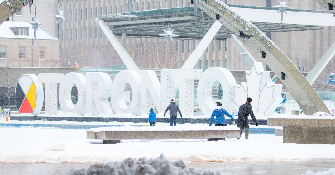 Over 50 Toronto ice rinks to open this weekend with capacity limit