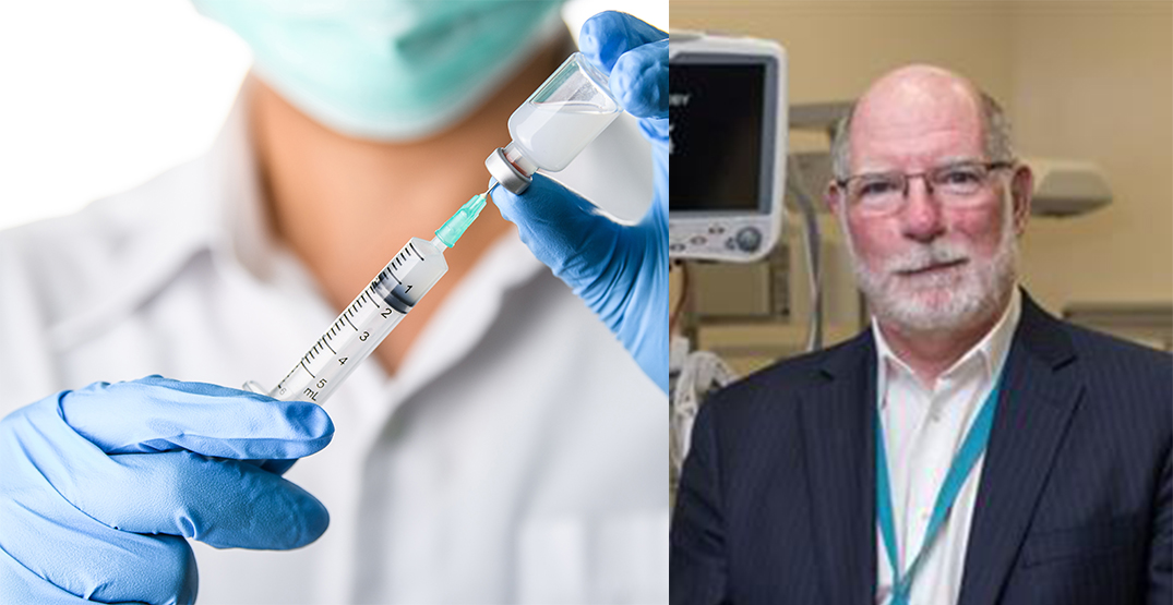 Vancouver doctor appointed to lead BC's COVID-19 vaccine program