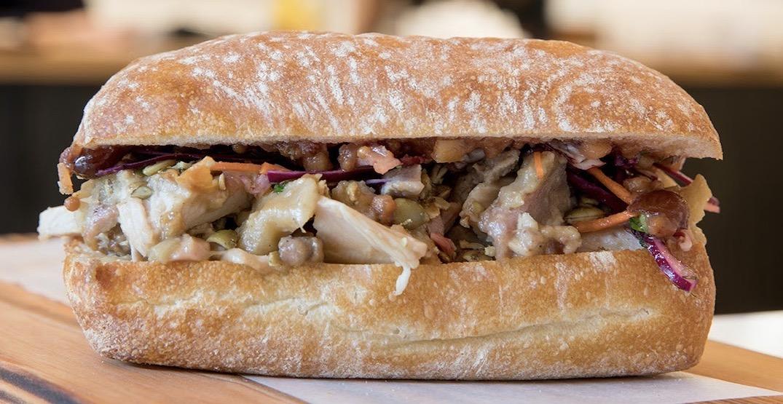 Meat & Bread's festive Turducken Sandwich returns in December