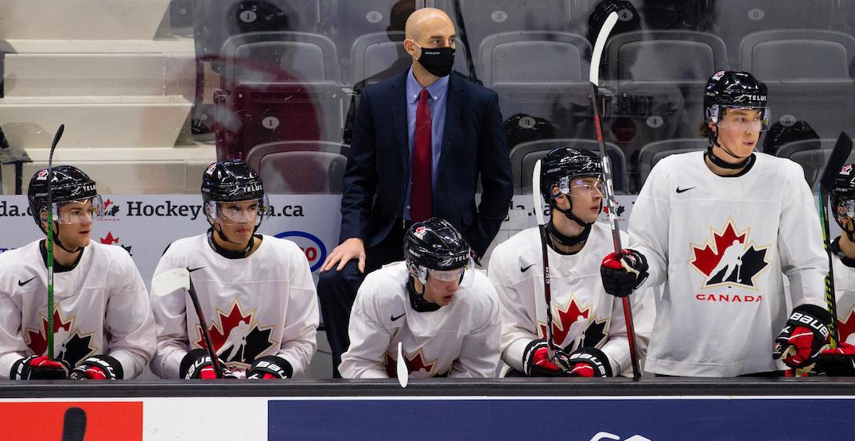 Canada's World Junior team in 14-day quarantine after COVID-19 scare