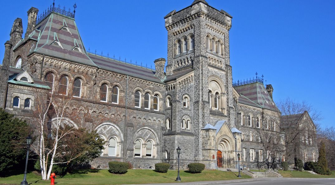 University of Toronto ranked best in Canada for graduate employability