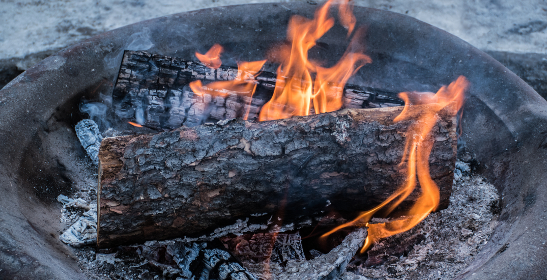 City of Calgary installs bookable fire pits for outdoor hangouts