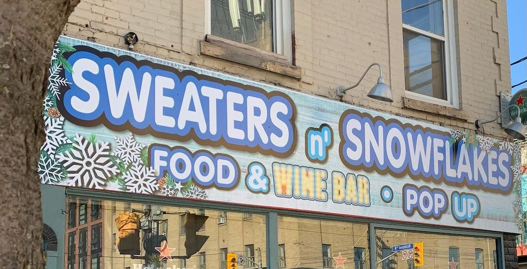 Much-anticipated Toronto holiday pop-up transitions to outdoor food market